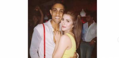 سوہائے علی ابڑو کی شوہر کیساتھ نئی تصاویر وائرل