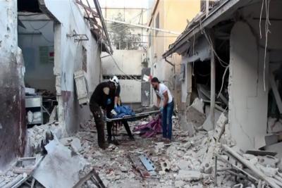 شام کے شمالی شہر میں حملے، 13 افراد جاں بحق 27 زخمی