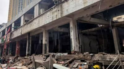 چین:گیس پائپ لائن دھماکے میں کم از کم11 افراد ہلاک