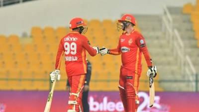 اسلام آباد یونائیٹڈ نے کراچی کنگز کو 8 وکٹوں سے شکست دے دی
