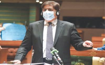 سندھ حکومت آج14کھرب روپے کا بجٹ پیش کرے گی
