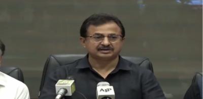 یونس میمن کے منشی نے سندھ کا بجٹ پیش کیا، حلیم عادل شیخ