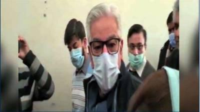خواجہ آصف کے جوڈیشل ریمانڈ میں 16ہ روز کی توسیع