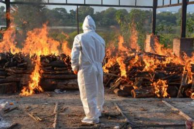 بھارت میں کورونا متاثرین کی تعداد 2 کروڑ97 لاکھ سےتجاوز ،3 لاکھ 81ہزار سے زیادہ افراد ہلاک