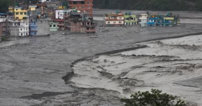 بھوٹان ، شدید بارش اور سیلاب سے تباہی، 10افراد ہلاک ، متعدد زخمی