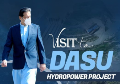 وزیرِ اعظم عمران خان آج داسو ڈیم کا دورہ کریں گے
