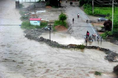 چین نے سیلاب زدہ علاقوں کیلئے 49 کروڑ یوآن مختص کر دیئے