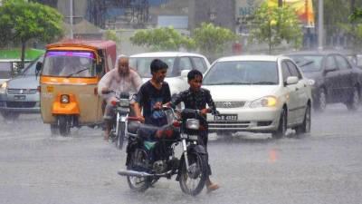 بارشوں کا سبب بننے والے مون سون کا پہلا سسٹم ملک میں داخل ہوگیا
