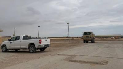 عراق میں امریکی فوجیوں کے زیراستعمال ائیربیس پر راکٹ حملہ
