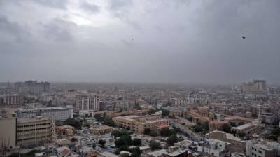 شہر قائد میں بوندا باندی کا امکان ہے: محکمہ موسمیات