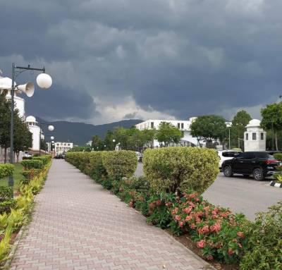 اسلام آباد، راولپنڈی میں آج بارش کا امکان ہے: محکمہ موسمیات