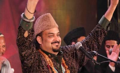 امجد صابری کی پانچویں برسی آج منائی جارہی ہے
