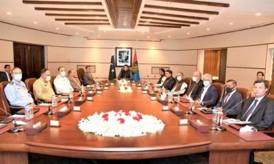 وزیر اعظم کا آئی ایس آئی ہیڈکوارٹرز کا دورہ