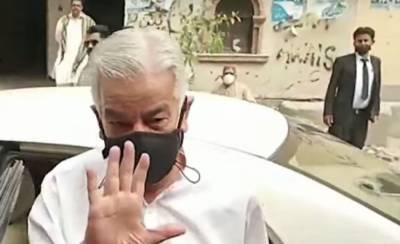 منی لانڈرنگ کیس،خواجہ آصف کی ضمانت منظور