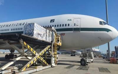کورونا ویکسین سائنو ویک کی مزید 20 لاکھ خوراکوں کی کھیپ پاکستان پہنچ گئی