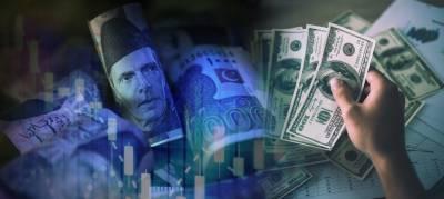 امریکی ڈالر کی قدر میں بڑی کمی ریکارڈ