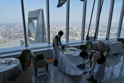 چین میں دنیا کے بلند ترین ہوٹل کا افتتاح