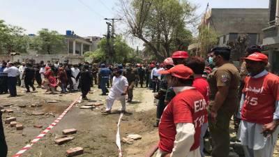 لاہور جوہر ٹاؤن دھماکہ، اہم پیش رفت