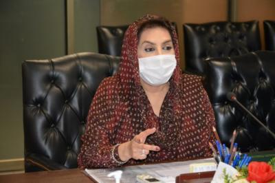 حکومت سندھ کی اپوزیشن کے ساتھ بدسلوکی قابل مذمت ہے:فہمیدہ مرزا