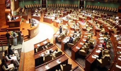 سندھ اسمبلی نے بجٹ 2021-22کی منظوری دے دی