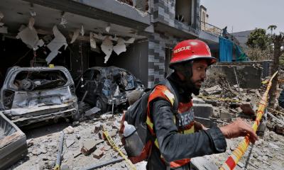 جوہرٹاؤن دھماکہ:گاڑی کھڑی کرنے والاملزم راولپنڈی سےگرفتار