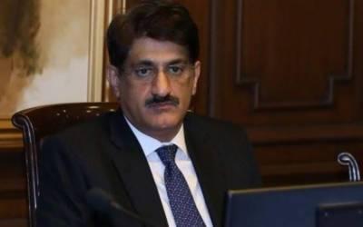 وزیر اعلیٰ سندھ پر فرد جرم عائد کیے جانے کی کارروائی مؤخر