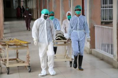 کورونا وائرس: مزید 34 افراد جاں بحق، 24 گھنٹے میں 1400 نئے کیسز رپورٹ