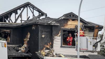 کینیڈا: گھر میں آتشزدگی، پاکستانی خاندان کے 7 افراد جھلس کر جاں بحق