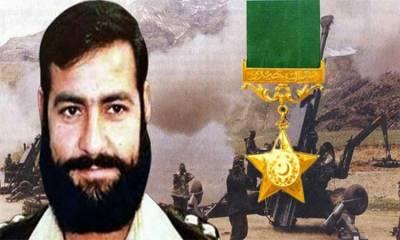 قوم کے عظیم سپوت کیپٹن کرنل شیر خان کا 22واں یومِ شہادت آج منایا جارہا ہے