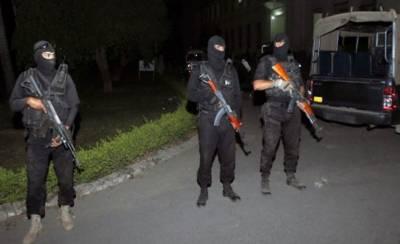 کوئٹہ، ہزار گنجی میں سی ٹی ڈی کی کارروائی، 5 دہشت گرد ہلاک ہو گئے