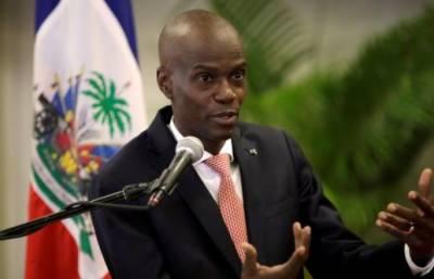 ہیٹی کے صدر کے قتل میں ملوث چار مشتبہ افراد ہلاک، دو گرفتار