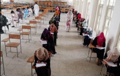 پنجاب اور خیبرپختونخوامیں انٹرمیڈیٹ امتحانات شروع ہو گئے