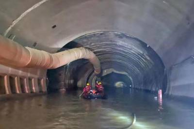 چین ، کوئلے کی کان میں سیلاب کے بعد 5 افرادلاپتہ