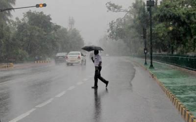 پیر سے بدھ کے دوران شدید طوفانی بارشوں کا امکان