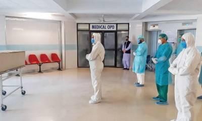 کورونا وائرس ، ملک بھر میں مزید39افراد دم توڑ گئے