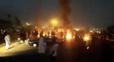 ایران میں پانی کا بحران، احتجاج کے دوران ایک شخص ہلاک