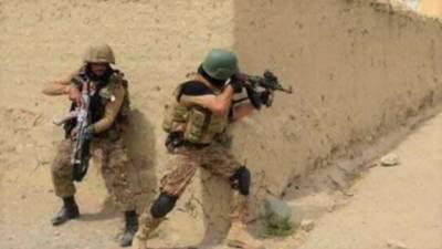 جنوبی وزیرستان، سیکیورٹی فورسز کا دہشت گردوں کے خلاف آپریشن، سپاہی جنید شہید