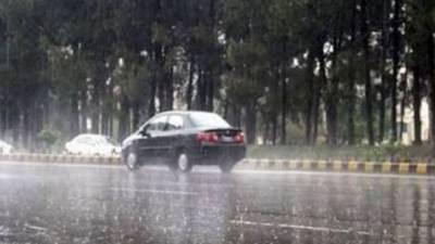 پنجاب میں موسلادھار بارشوں سے نظام زندگی درہم برہم،5 افراد جاں بحق