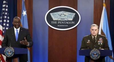 افغانستان پر طالبان کے قبضے کا امکان موجود ہے: امریکا