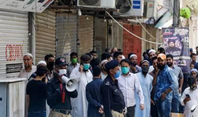 سندھ: کورونا کے مزید 1022 کیسز رپورٹ