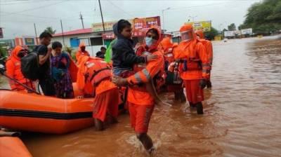 بھارت ، مہاراشٹرا میں بارش سے متعلقہ واقعات میں ہلاکتوں کی تعداد 136 ہوگئی
