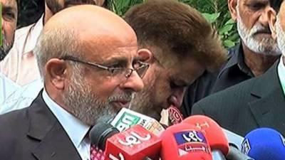 علی امین گنڈا پور کیخلاف کارروائی ہو رہی ہے: چیف الیکشن کمشنر