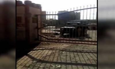 کوئٹہ، ہزار گنجی میں سبزی منڈی کے دروازے پر دھماکا، 3افراد زخمی
