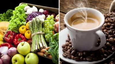 سبزیاں اور کافی کووڈ کا خطرہ کم کرنے میں مددگار ثابت ہوسکتی ہیں،امریکی تحقیق