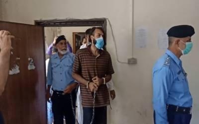 نور قتل کیس: ملزم کی عدالت پیشی،مزید جسمانی ریمانڈ منظور