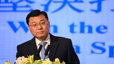 چین کا امریکہ پر بیجنگ کو خیالی دشمن بنانے کا الزام