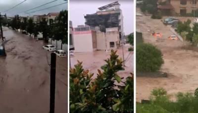 اسلام آباد میں کلائوڈ برسٹ نہیں ہوا ،محکمہ موسمیات