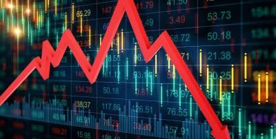 اسٹاک مارکیٹ میں شدیدمندی
