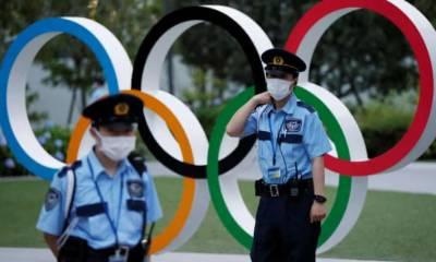 ٹوکیو اولمپکس2020: کھلاڑیوں کی حفاظت پہ مامور پولیس افسران میں کورونا کی تصدیق
