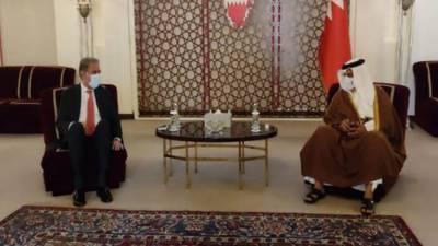 پاکستان بحرین کے ساتھ معاشی روابط بڑھانے کا خواہاں ہے: وزیر خارجہ شاہ محمود قریشی